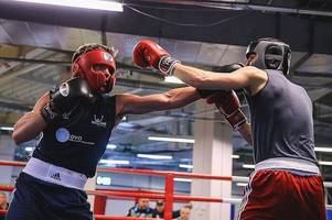 cleland boxer newns ready to plunder the land down under for commonwealth gold