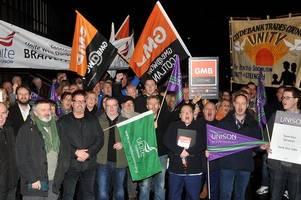 trade union's in west dunbartonshire up in arms at council's convener cuts