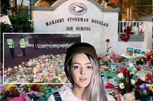 watch dunblane massacre survivors send powerful video message to those affected by florida school shooting