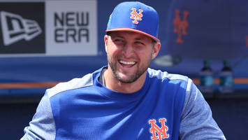 david wright: tim tebow is the most famous baseball player right now