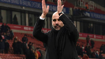 pep guardiola praises 'perfect' david silva after match winning contribution in stoke city win