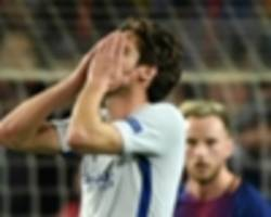 Chelsea's Champions League hopes ended by moronic mistakes & magnificent Messi