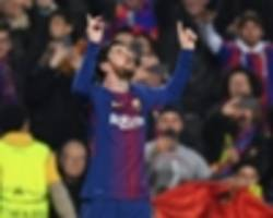 Return of the King: Majestic Messi puts Chelsea to the sword!