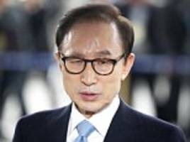 south korean president quizzed over bribery claims