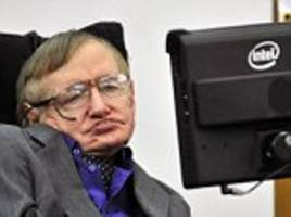 what groundbreaking discoveries did stephen hawking make?