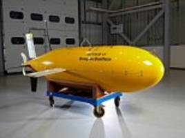 boaty mcboatface completes daring ice mission under antarctic ice