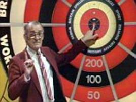 Bullseye host and comedian Jim Bowen dies aged 80