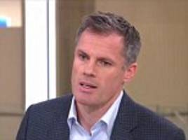 jamie carragher may see top sports psychologist steve peters