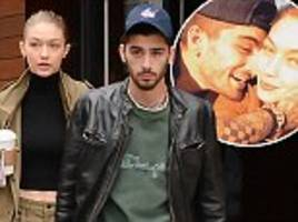 Zayn Malik and Gigi Hadid split after more than two years together