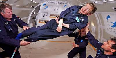 The man who helped Stephen Hawking achieve his lifelong dream of experiencing zero gravity remembers what it was like to watch the acclaimed physicist break free of his wheelchair