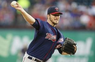 Twins pitcher Hughes relates to Yankees' Sabathia