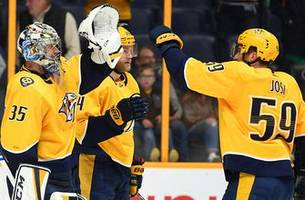 Nashville Predators games on FOX Sports Tennessee continue to soar