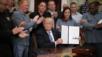trump tariffs: how will they affect trade?