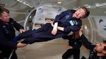 Stephen Hawking: Tributes pour in for 'inspirational' physicist
