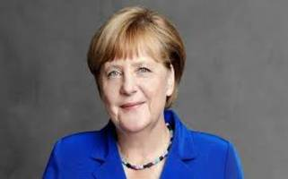 Angela Merkel elected to fourth term as German chancellor