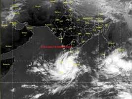 Major depression in Arabian Sea further intensifies; Heavy rain likely in South Kerala, lakshadweep