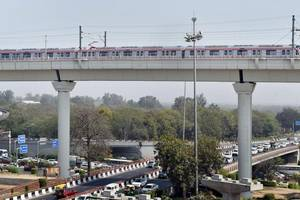 Delhi Metro Pink Line to open today, connects DU's north-south campuses