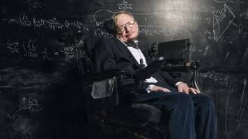 stephen hawking: colleagues reflect on scientist's brilliance