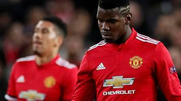 leisurely, lethargic & deservedly beaten - how man utd went out with a whimper