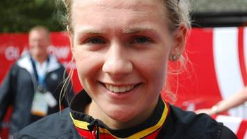 Gold Coast 2018: Anna Christian 'proud' to captain Isle of Man at Commonwealth Games