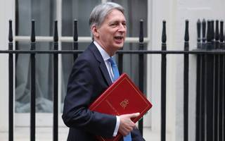 tories can hit their 40p tax rate target with a year to spare
