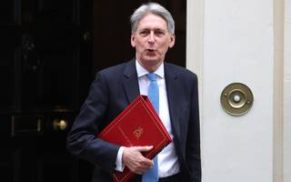"""""""£30bn tax rises every year"""" needed for level spending  and balanced budget"""