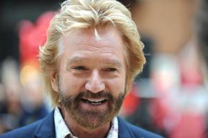 noel edmonds 'doesn't regret' saying man's cancer was caused by his 'negative attitude'