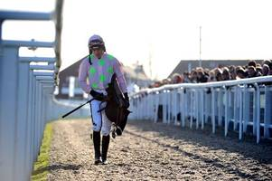 willie mullins: ruby walsh out of the cheltenham festival but he could be back for punchestown