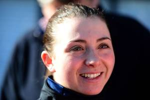 cheltenham festival: devon's bryony frost backed to lead female charge on ladies day
