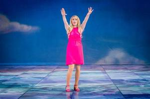 review: legally blonde at the regent theatre