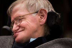 cambridge remembers stephen hawking - how everyone loved seeing him out and about