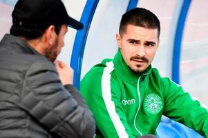 hibs forward jamie maclaren suffers world cup blow as he's cut from australia squad