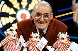 iconic former bullseye host jim bowen has died at the age of 80