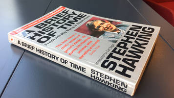 stephen hawking: the book that made him a star