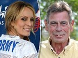 Stormy Daniels' father says she could get killed for speaking out