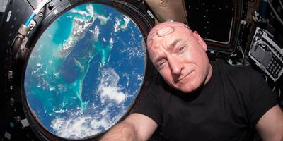 nasa astronaut scott kelly shared what it was really like live in space for a year