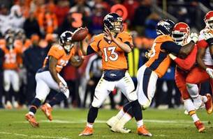 Vikings negotiating trade with Broncos to acquire QB Siemian