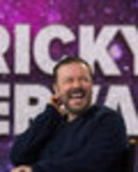 ricky gervais net worth: what is the comedian with new netflix show humanity worth?