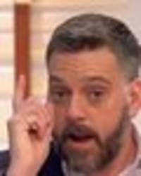 'who is this t*t?' iain lee refused to read jim davidson's tribute to jim bowen on gmb