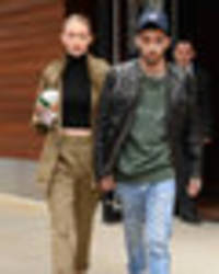zayn ditched gigi for gigs: star wants to play it cool