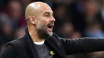 Pep Guardiola: Man City manager was fined for 'act of defiance' over yellow ribbon