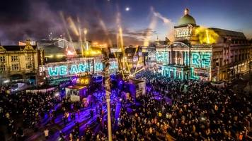 hull city of culture 2017: audience of five million for events