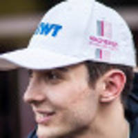 ocon focuses on future after the fireworks