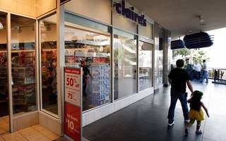 claire's confident of european operations as trouble brews in us