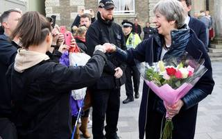 the bloody difficult woman is back - and might just save may's leadership