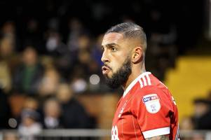 dejagah unlikely to play again this season for nottingham forest - but that may not spell the end for him at the city ground