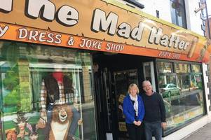 why couple behind the mad hatter are selling up after 32 years