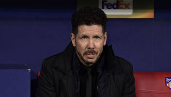 Atletico Boss Diego Simeone Worries Sevilla Were Not Given Enough Credit for UCL Win Over Man Utd