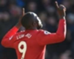 'brilliant' lukaku one of the best in the world - duffy
