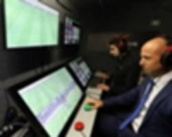 fifa approves use of var for 2018 world cup